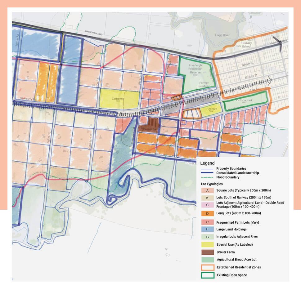 Subdivision plan image